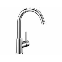 BLANCO 517742, lavabo, robinet mitigeur haute pression Chromé