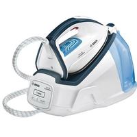 Bosch TDS6150 Centrale Vapeur Série, 2400 W, Weiß/Nachtblau