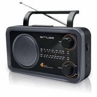 Muse M-05DS Radio Portable Multibandes