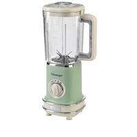 Ariete 568/2 Blender, 1 Liter, Vert [Classe énergétique A+]