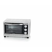 Ariete 984 Mini Four multifonctions 1500W Inox , 1500