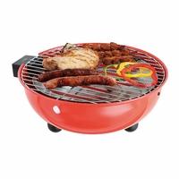 BE NOMAD DOC170R Barbecue électrique de table Rouge