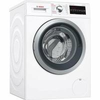 Bosch Serie 6 WVG30462FF Autonome Charge avant A Blanc machine à laver avec sèche linge - Machines à laver avec sèche linge (Charge avant, Autonome, Blanc, Gauche, boutons, Rotatif, LED) [Classe énergétique A]