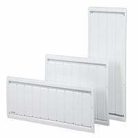 radiateur à inertie - applimo soleidou smart ecocontrol - 1250w - horizontal - blanc
