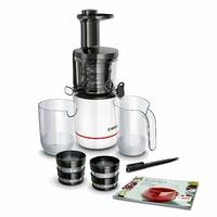 Bosch MESM500W Extracteur de Jus Plastique Blanc 33 x 23 x 37 cm