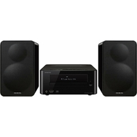 Onkyo CS-265 (B) système compact CD Salut-Fi (MP3, USB pour Apple iPod / iPhone / iPad, NFC, Bluetooth, RDS) noir
