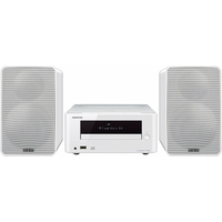 Onkyo CS-265 (W) système compact CD Salut-Fi (MP3, USB pour Apple iPod / iPhone / iPad, NFC, Bluetooth, RDS) blanc