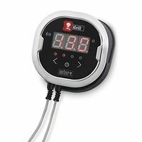 Weber iGrill 2 Thermomètre Bluetooth, Noir, 3.2 x 10,8 x 5 cm, 7221