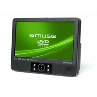 Muse M- 920 CVB Lecteur DVD Portable Gris Anthracite