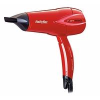 BaByliss Expert 2000 Sèche-cheveux rouge