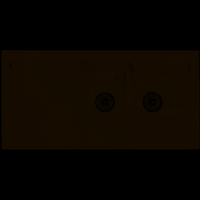 BLANCO 519988 - Evier