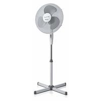 Ariete freshair Ventilateur à pied, 3 vitesses, hélice à 3 pales, fonction inclinaison et oscillation, 45 W, Plastique, blanc