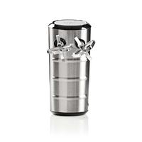 Nedis KAHM210CAL Batteur | 350 W | 5 Paramètres de Vitesse | Acier Inoxydable