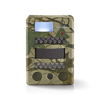 Nedis WCAM05GN Caméra Camouflage Nature | 8 mégapixels | Angle de Vue de 100° | Détection de Mouvement 15 m