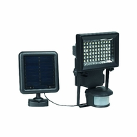 Duracell Spot Solaire 400 lumens avec detecteur de Mouvement SL002BDU