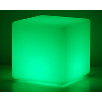 cube lumineux carre