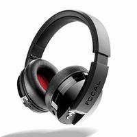 Focal Listen Wireless Noir Circumaural Bandeau Casque - Casques (Circum-aural, Bandeau, avec Fil &sans Fil, 15-22000 Hz, 122 DB, Noir)