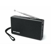 Muse M-030 R Radio Noir
