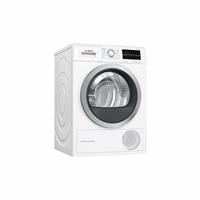 Bosch Serie 6 WTW85460FF sèche-linge Autonome Charge avant Blanc 8 kg A++ - Sèche-linge (Autonome, Charge avant, Condensation, Blanc, boutons, Rotatif, Droite) [Classe énergétique A++]