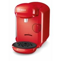 Bosch TAS1403 Machine à Café Capsule 1300 W, Rouge