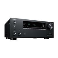 Onkyo NR686 Récepteur 7.2 (165 W/Canal, THX, Airplay WiFi/Bluetooth, sans Fil Multi Room, Spotify/Deezer, Zone 2 Atmos 5.2.2, DTS, Dolby?: X Noir