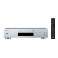 Pioneer PD-10 Lecteur CD Salon Super Audio CD
