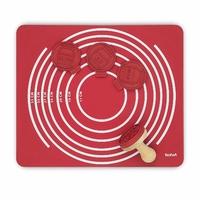 Proflex Kit Pâtisserie Nutella : Set 4 Tampons + Tapis