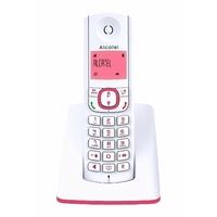 Alcatel F530 Téléphone sans Fil Solo Rose