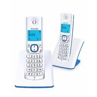 Alcatel F530 Téléphone sans Fil Duo Bleu