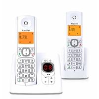 Alcatel F530 Téléphone sans Fil Répondeur avec Un combinent Supplémentaire Gris
