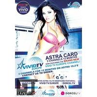 Astra Card 4 chaînes 12 mois
