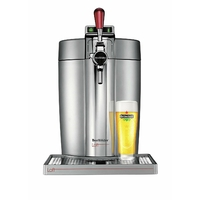 KRUPS MACHINE A BIERE BEERTENDER LOFT EDITION CHROME 5L 61W