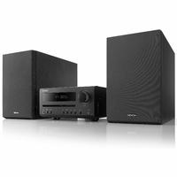 Mini-Chaîne Hi-Fi avec radio FM/AM - Lecteur CD et Bluetooth