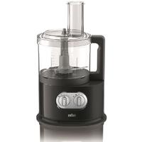 Braun FP51550BK Robot Culinaire Tritan Noir 1000 W