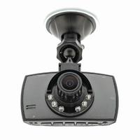 """NEDIS DCAM10BK Caméra Embarquée, Full HD 1080p, 2.7"""", Angle de Vue de 120°"""