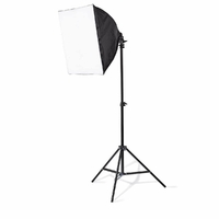 Nedis SLKT10BK Kit Photo Studio Softbox 2X 70 W