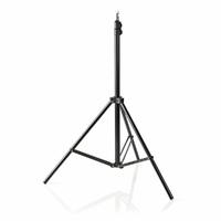 Nedis SLST10BK Pied d'éclairage Orientable 200 cm