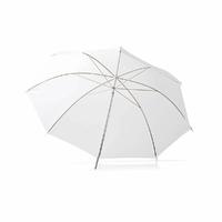 """Nedis SLUM10WT Photo Studio Parapluie 33"""" Translucide Blanc"""