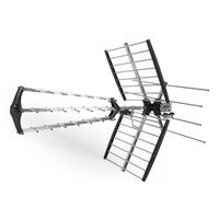 Konig DVB-T/T2 Antennes extérieures 18 dB VHF / UHF