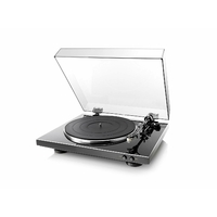 Platine vinyle Hi-Fi - Noir