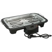 Cuisinier Deluxe Barbecue Grill électrique de table 2000 W électrique carreaux parti avec thermostat
