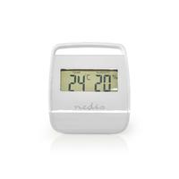 Thermomètre | Hygromètre | Intérieur | Blanc