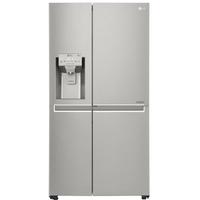 601 L (405+196) - Distrib 3 fct° - Door-in-Door - Comp. Inverter - LED - L 91,2/P 74 - Inox pro