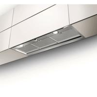 360 m3 - 3 vitesses - Filtres métal - LED - L 56,2 cm - IN-NOVA SMART 600 - Inox