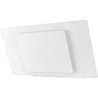 800 m3 - Cdes sensitives - Filtres métal + charbon - Eclairage LED - Inclinée - 90 cm - Verre blanc