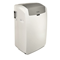 Climatiseur portable, 12k BTU ou 3,5KW, R290, cool only, Blanc, A