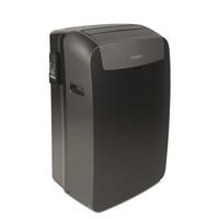 Climatiseur portable, 12k BTU ou 3,5KW, R290, Réversible Pompe à chaleur, Noir, A, A+