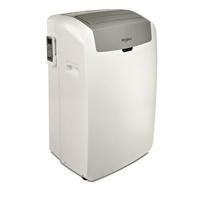 Climatiseur portable, 9k BTU ou 2,5KW, R290, Réversible Pompe à chaleur, Blanc, A+, A+