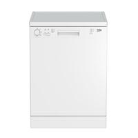 49 dB - 13 C - 4 P dont Mini 30' - 1/2 charge - DD 3-6-9 h - 3220 L / 295 kWh - Blanc