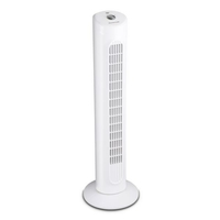 Ventilateur Colonne - 3 vitesses - 1160 m3/h - Oscillation 60° - Blanc